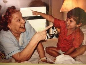 grandma & jack