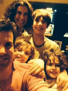 Happiest 2015! xoxo Ice Scream Mama, Papa and the Sugar Babies.